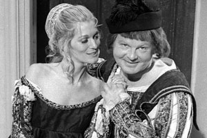 The Best Of Benny Hill.