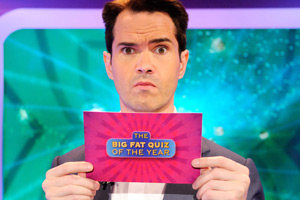 The Big Fat Quiz Of The Year. Jimmy Carr.