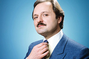 The Bounder. Howard Booth (Peter Bowles). Copyright: Yorkshire Television.