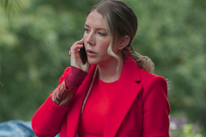 The Duchess. Katherine (Katherine Ryan). Copyright: Netflix.