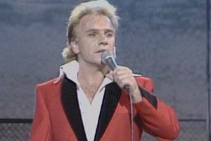 The Freddie Starr Comedy Express. Freddie Starr. Copyright: Thames Television.