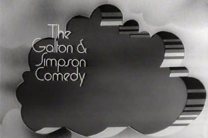 The Galton & Simpson Comedy. Copyright: London Weekend Television / ITV.