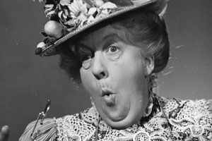 The Importance Of Being Earnest. Miss Prism (Margaret Rutherford).