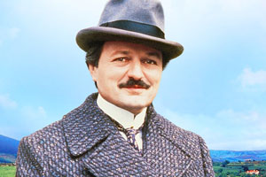 The Irish R.M.. Major Sinclair Yeates (Peter Bowles).