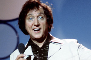 The Ken Dodd Laughter Show. Ken Dodd. Copyright: Thames Television.
