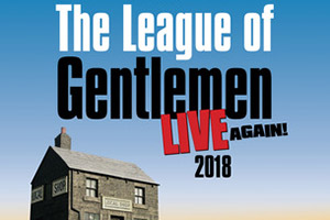 League Of Gentlemen Live Again! dates announced