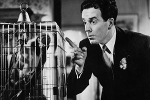 The Night We Got The Bird. Bertie Skidmore (Brian Rix). Copyright: British Lion / Studio Canal.