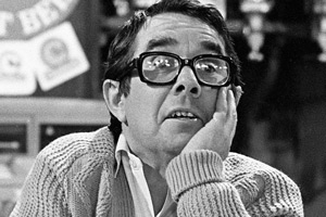 The Prince Of Denmark. Ronnie (Ronnie Corbett). Copyright: BBC.