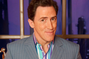 The Rob Brydon Show. Rob Brydon. Copyright: Arbie.