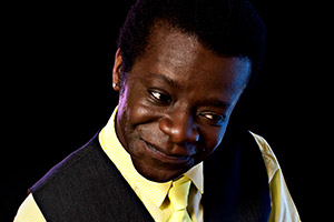 The Stephen K Amos Show. Stephen K Amos. Copyright: BBC.