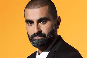 The Tez O'Clock Show. Tez Ilyas.