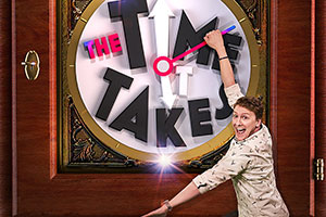 The Time It Takes. Joe Lycett. Copyright: Hat Trick Productions.
