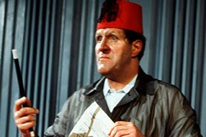 The Tommy Cooper Hour. Tommy Cooper. Copyright: Thames Television.
