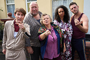 BBC Wales's returning sitcoms