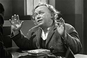 The Worker. Charlie (Charlie Drake).