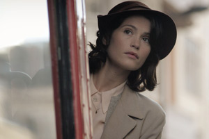 Their Finest. Catrin Cole (Gemma Arterton). Copyright: Lions Gate.