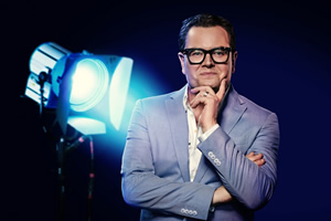There's Something About Movies. Alan Carr. Copyright: CPL Productions.
