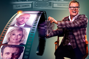 Alan Carr's panel show to return