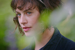 This Beautiful Fantastic. Bella (Jessica Brown Findlay).
