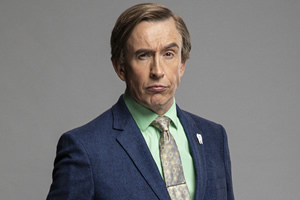 Alan Partridge set for live show return