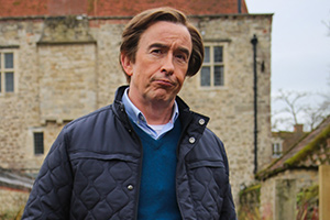 Alan Partridge interview
