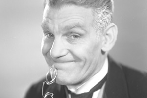 Those Were The Days. Brutus Posket (Will Hay). Copyright: Associated British Picture Corporation.