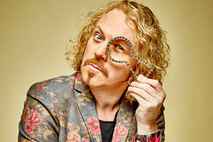 Through The Keyhole. Leigh Francis.