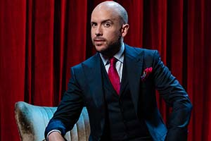 Tom Allen hosts The Island
