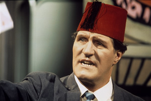 Tommy Cooper Forever. Tommy Cooper. Copyright: Shiver Productions.
