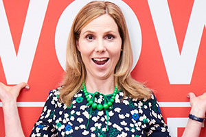 Tourist Trap. Elaine (Sally Phillips). Copyright: BBC.