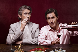 Rob Brydon & Steve Coogan interview