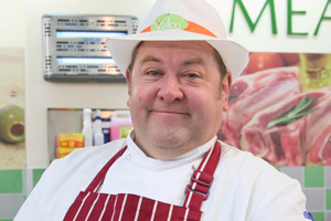 Trollied. Andy (Mark Addy). Copyright: Roughcut Television.