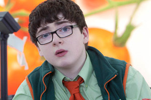Trollied. Harry (Jack Carroll). Copyright: Roughcut Television.