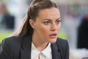 Trollied. Katie (Chanel Cresswell). Copyright: Roughcut Television.