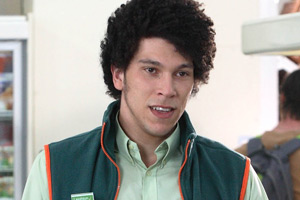 Trollied. Leighton (Joel Fry). Copyright: Roughcut Television.