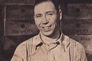 Trouble Brewing. George Gullip (George Formby). Copyright: STUDIOCANAL / Ealing Studios.