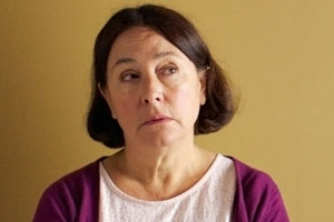Two Doors Down. Beth (Arabella Weir). Copyright: BBC.