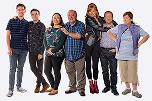 Two Doors Down to return for Christmas special