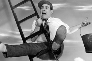 Up In The World. Norman (Norman Wisdom).