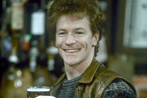Up The Elephant And Round The Castle. Jim London (Jim Davidson). Copyright: Thames Television.
