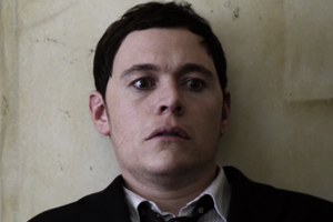 Up There. Martin (Burn Gorman). Copyright: Wilder Films.