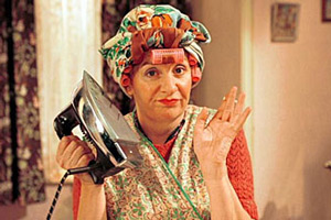 Victoria Wood As Seen On TV. Victoria Wood. Copyright: BBC.