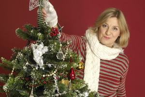 Our Friend Victoria. Victoria Wood. Copyright: Phil McIntyre Entertainment.