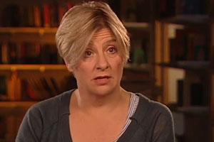 Victoria Wood: Seen On TV. Victoria Wood. Copyright: BBC.