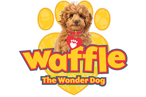 Waffle The Wonder Dog.