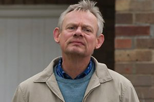 Warren. Warren (Martin Clunes). Copyright: Hat Trick Productions.