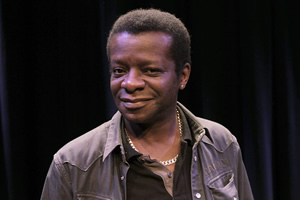 What Does The K Stand For?. Stephen K Amos. Copyright: BBC.