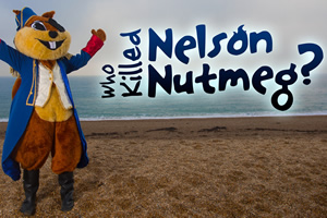 Who Killed Nelson Nutmeg?.