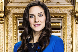 The Windsors. Kate (Louise Ford). Copyright: Noho Film and TV.