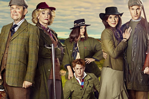 The Windsors - Series 2 interviews